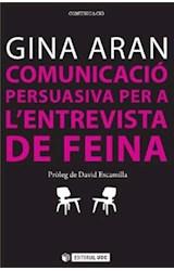 E-book Comunicació persuasiva per a l'entrevista de feina