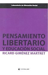 Papel PENSAMIENTO LIBERTARIO Y EDUCACION SOCIAL