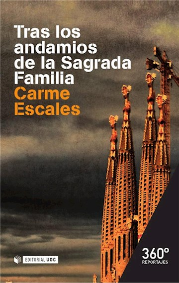 E-book Tras Los Andamios De La Sagrada Familia