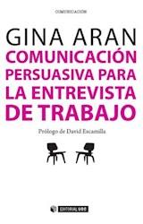 E-book Comunicación persuasiva en las entrevistas de trabajo