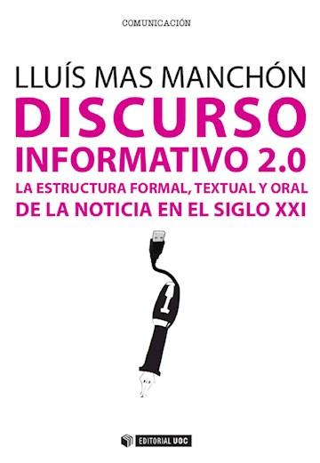 E-book Discurso Informativo 2.0.
