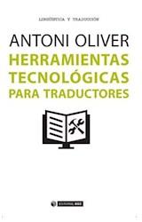 Papel HERRAMIENTAS TECNOLOGICAS PARA TRADUCTORES