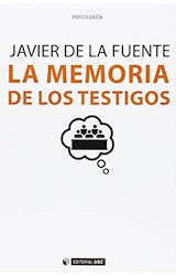 Papel LA MEMORIA DE LOS TESTIGOS