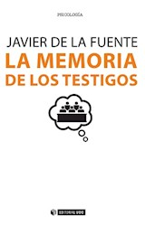 E-book La memoria de los testigos