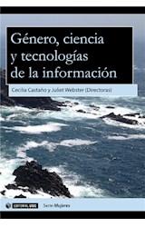 E-book Género, ciencia y tecnologías de la información