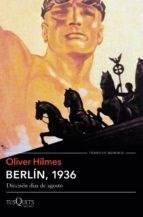 Libro Berlin 1936