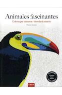 Papel ANIMALES FASCINANTES COLOREA POR NUMEROS Y DESVELA EL MISTERIO (CON LAMINAS EXTRAIBLES) (RUSTICA)