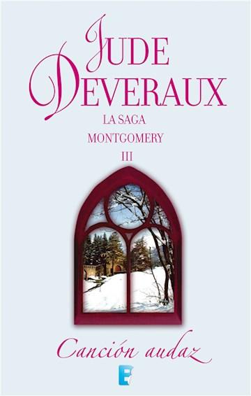 E-book Canción Audaz (La Saga Montgomery 3)