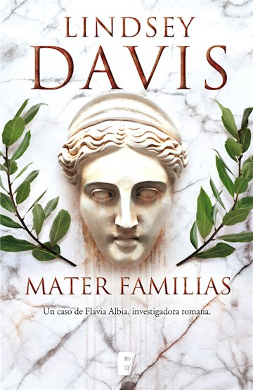 E-book Mater Familias (Un Caso De Flavia Albia, Investigadora Romana 3)