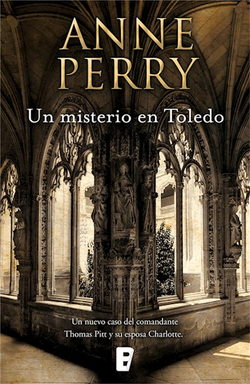 E-book Un Misterio En Toledo (Inspector Thomas Pitt 30)