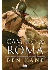 Papel Camino A Roma (Legion Olvidada 3)