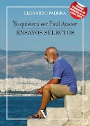 Libro Yo Quisiera Ser Paul Auster