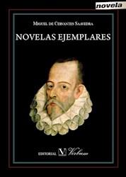 Libro Novelas Ejemplares