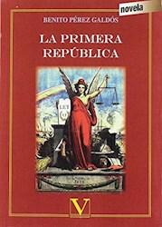 Libro La Primera Republica
