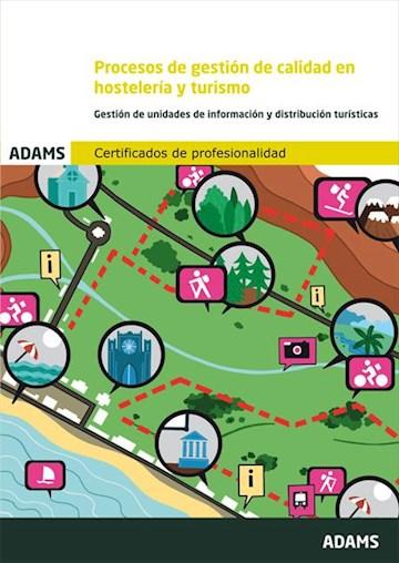 E-book Unidad Formativa 0049 Procesos De Gestión De Calidad En Hostelería Y Turismo