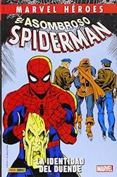 Papel El Asombroso Spiderman - La Identidad Del Duende