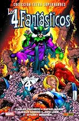 Papel Los Cuatro Fantasticos De Carlos Pacheco 01