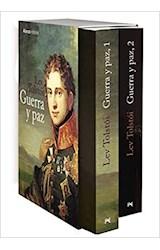 Papel GUERRA Y PAZ - ESTUCHE