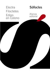 Libro Electra - Filoctetes - Edipo En Colono