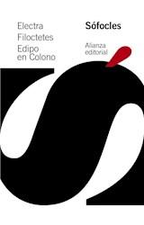 Papel ELECTRA FILOCTETES EDIPO EN COLONO