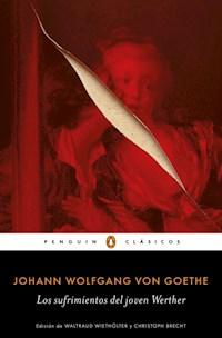 Libro Los Sufrimientos Del Joven Werther