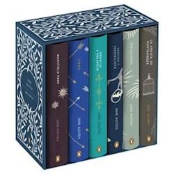 Papel Estuche Jane Austen 6 Titulos