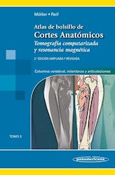 Papel Atlas De Bolsillo De Cortes Anatómicos: Tomo 3 - Ed. 2
