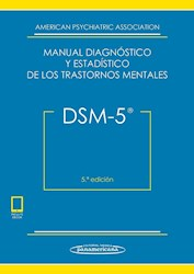 Papel Dsm 5 -  Manual Diagnostico Y Estadistico De Los Trastornos Mentales