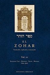 Libro Xx. El Zohar