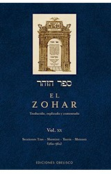 Papel EL ZOHAR VOL.XX