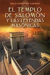 Libro El Templo De Salomon Y Las Leyendas Masonicas
