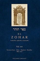 Libro El Zohar  ( Vol Xxii )