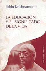 Libro La Educacion Y El Significado De La Vida