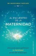 Libro Al Encuentro De La Maternidad
