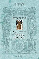 Libro Maguid Meisharim : El Angel De Los Rectos