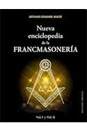 Papel NUEVA ENCICLOPEDIA DE LA FRANCMASONERIA (2 VOLUMENES) (COLECCION ESTUDIOS Y DOCUMENTOS) (CARTONE)