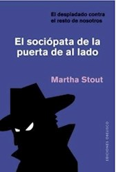 Libro El Sociopata De La Puerta De Al Lado