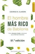 Papel HOMBRE MAS RICO DE BABILONIA COMO ALCANZAR EL EXITO Y SOLUCIONAR SUS PROBLEMAS FINANCIEROS