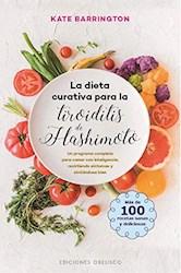 Libro La Dieta Curativa Para La Toroiditis De Hashimoto