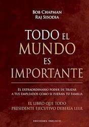 Libro Todo El Mundo Es Importante