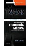 Papel Guyton Y Hall. Compendio De Fisiología Médica