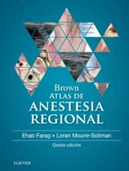 Papel Brown. Atlas De Anestesia Regional Ed.5º