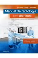 Papel MANUAL DE RADIOLOGIA PARA TECNICOS FISICA BIOLOGIA Y PROTECCION RADIOLOGICA (RUSTICA)