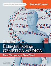 E-book Emery. Elementos De Genética Médica