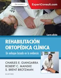 E-book Rehabilitación Ortopédica Clínica