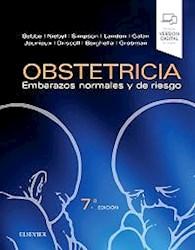 Papel Obstetricia Embarazos Normales Y De Riesgo Ed.7º