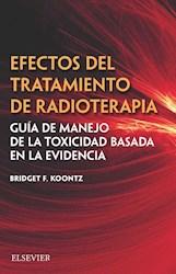 Papel Efectos Del Tratamiento De Radioterapia