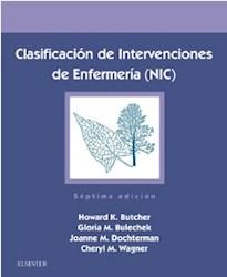 Papel Clasificación De Intervenciones De Enfermería (Nic) 7 Ed.