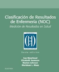 Papel Clasificación De Resultados De Enfermería (Noc) 6 Ed.
