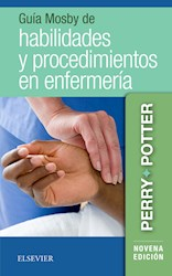 E-book Guía Mosby De Habilidades Y Procedimientos En Enfermería